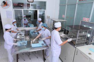 Phòng chống nhiễm khuẩn bệnh viện